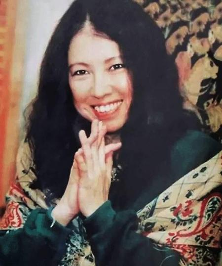 Nữ nhà văn Tam Mao của Đài Loan. Ảnh: kknews.