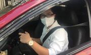 Người phụ nữ 5 năm làm tài xế công nghệ