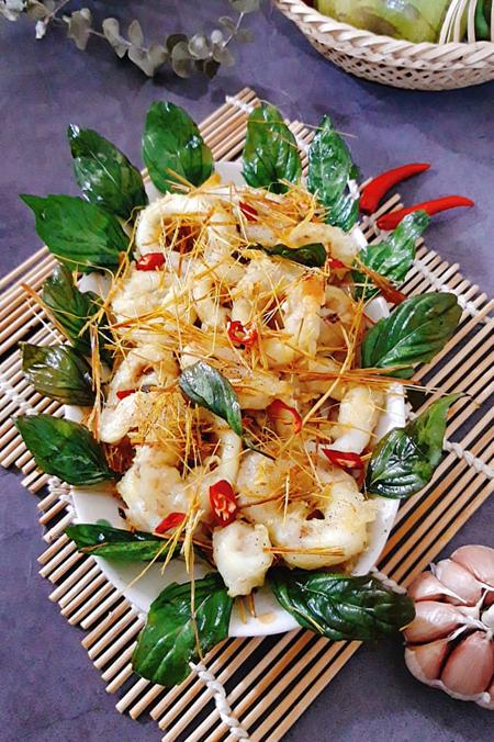 Món ăn Thái Lan là sự hòa trộn hài hòa và tinh tế của thảo dược, gia vị và thực phẩm tươi, tạo nên đặc trưng riêng. Ảnh: Bùi Thủy.