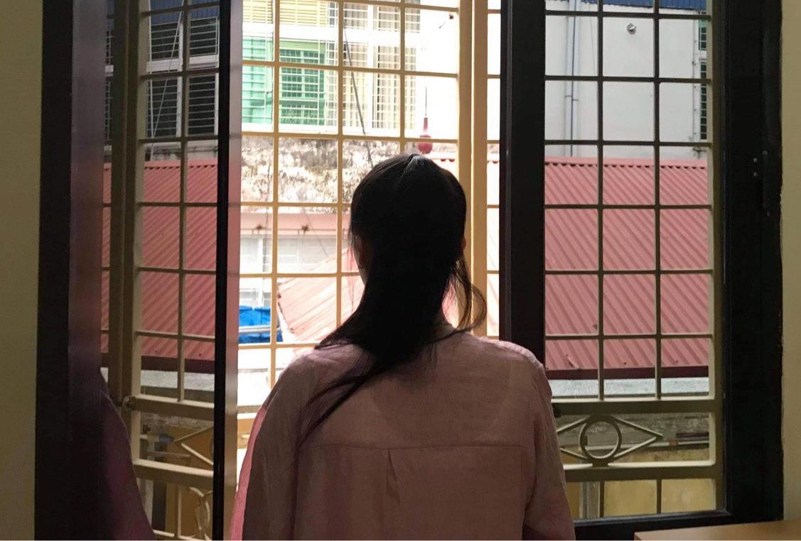 Minh Ánh chụp bức này để cho thấy cuộc sống ở Nội Mông bị nhốt trong phòng. Ảnh: Blue Dragon.
