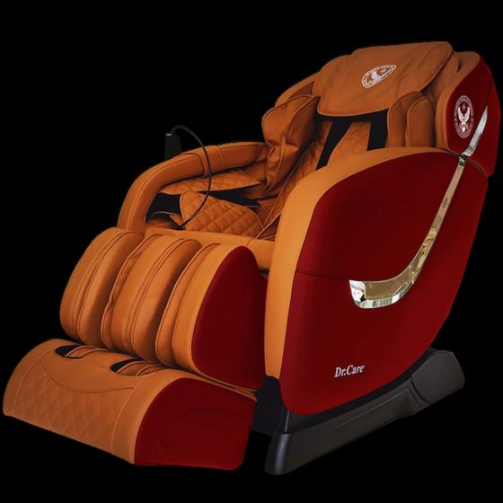 Ghế massage Dr.Care Golfer GF838 – Màu đỏ – nội thất Nâu Vàng - Đỏ 31.000.000đ(- 49 %)
