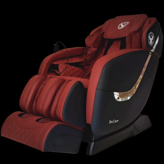 Ghế massage Dr.Care Golfer GF838 – Màu đen – nội thất Đỏ - Đen 31.000.000đ(- 49 %)