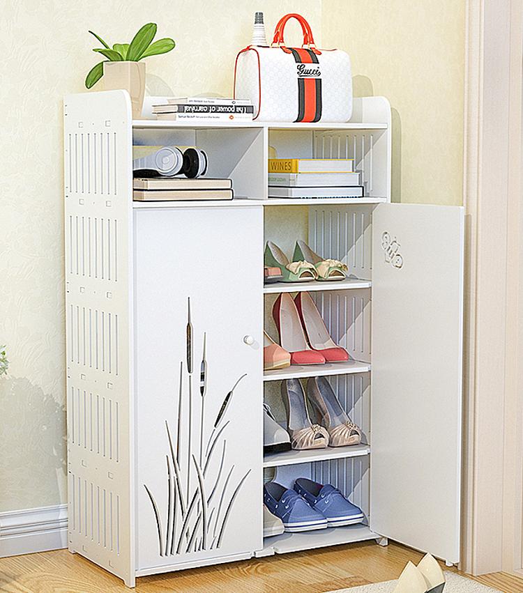 • Công năng: Sử dụng để cất giày dép tại căn hộ, tại văn phòng, tại quán cafe, tại shop spa salon vô cùng thích hợp. • Cấu tạo: Lắp ráp.