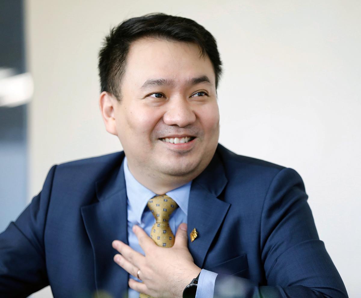 ông Lê Trí Thông - Phó chủ tịch Hội đồng quản trị kiêm Tổng giám đốc PNJ bày tỏ