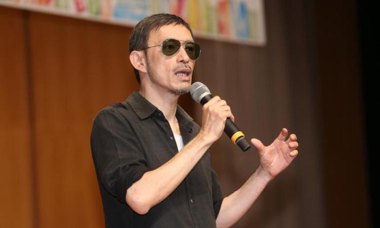 Nhà văn Mã Gia Huy của Trung Quốc. Ảnh: qq.