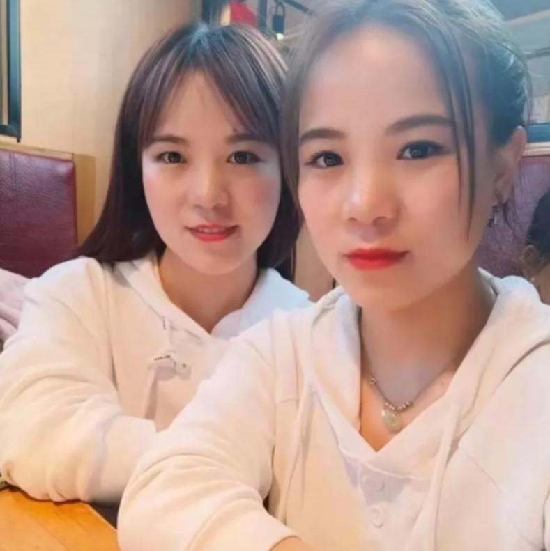 Hai chị em Cheng và Zhang cũng đã nhận ra nhau qua mạng xã hội. Ảnh: 7news.