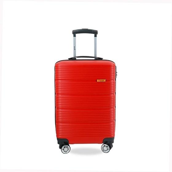 Vali du lịch Immax X13 size 24inch - Đỏ - 60cm giảm 401.000đ(- 50 %)Kích thước :    60cm x 40cm x 27cmMàu sắc :    Bạc,Đen,Đỏ,Xanh dương Bảo hành 2 năm chính hãng cômg ty (thay phụ kiện miễn phí trong 2 năm nếu do lỗi sản xuất).* Chất liệu nhựa ABS + PC cứng cáp.* Cần kéo kim loại chắc chắn.* 4 bánh xe đôi xoay 360 độ, di chuyển được trên mọi địa hình.* Khóa mật mã 3 số an toàn, bảo mật tuyệt đối* Khoang chứa rộng rãi, vải lót ngăn mùi, chống ẩm mốc.* Quai xách làm từ cao su mềm giúp cầm nắm không bị đau tay.