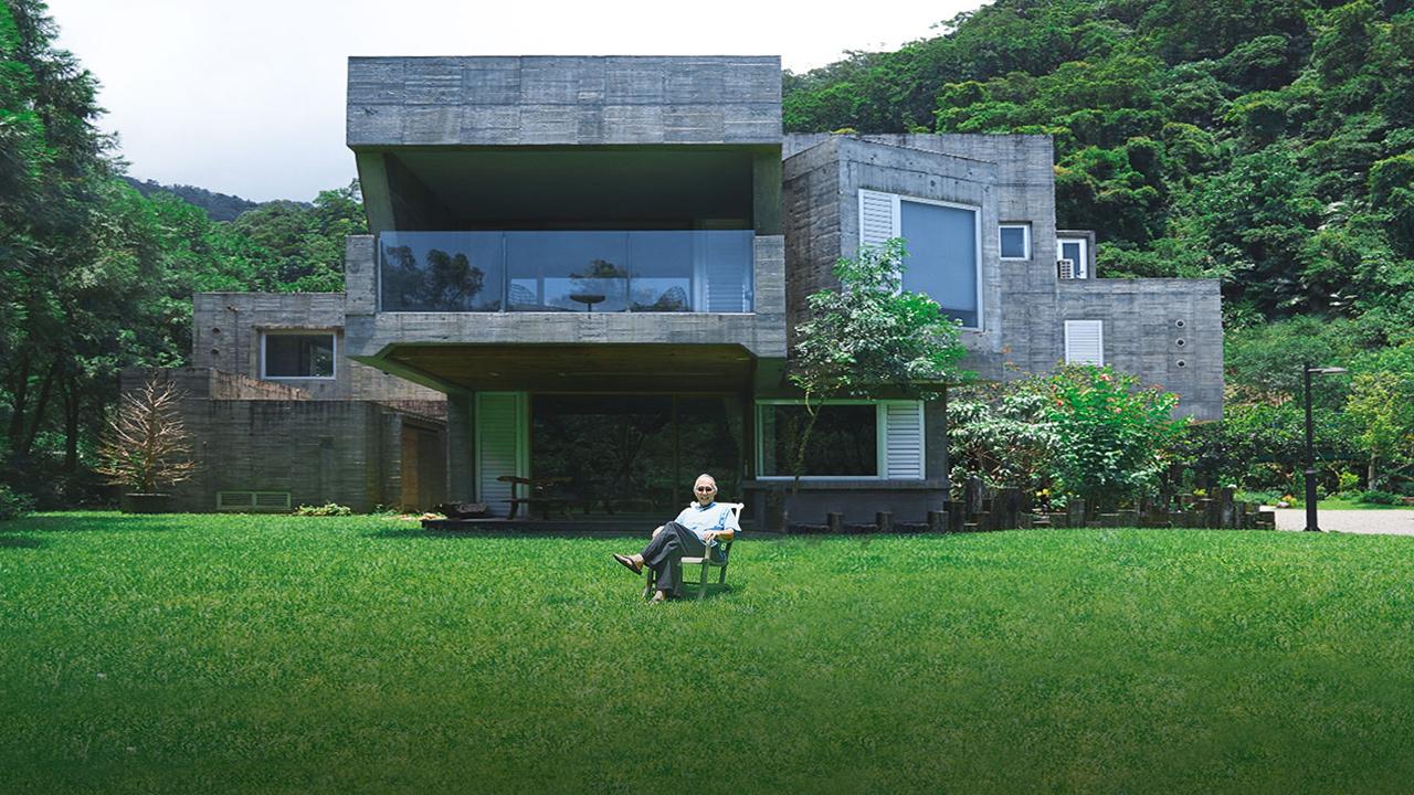Khi đã trở thành tỷ phú, ông Chen có tiền để nghỉ hưu theo cách mình muốn, bằng việc xây biệt thự trong một khu sinh thái đa dạng. Ảnh: Zhuanlan.