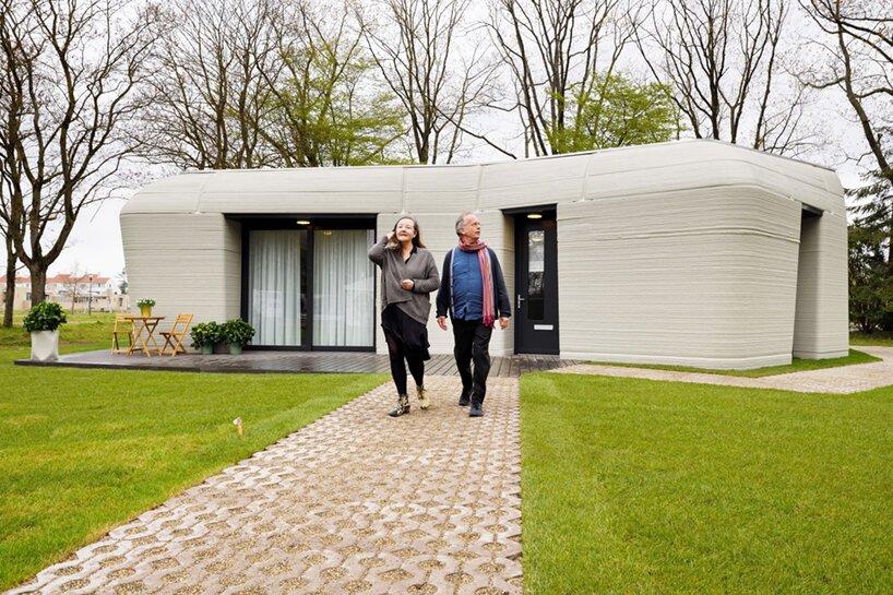 Vợ chồng Dekkers chỉ được thuê ngôi nhà này trong 6 tháng. Ảnh: CNN.