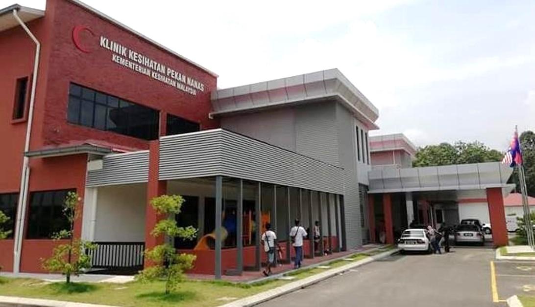 Ảnh: Một công trình tại Malaysia sử dụng sơn VirusGuard