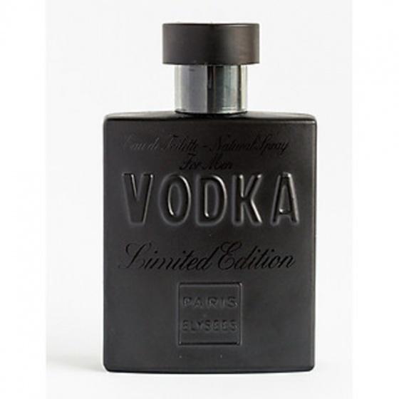Nước hoa Paris Elysees Vodka LMT 100 ml giảm còn 819.000 đồng; thuộc nhóm hương thơm, dương xỉ; với hương đầu là cam Bergamot, hoa oải hương; hương giữa có ngò thơm, hoa phong lữ; hương cuối là gỗ tuyết tùng, hổ phách.