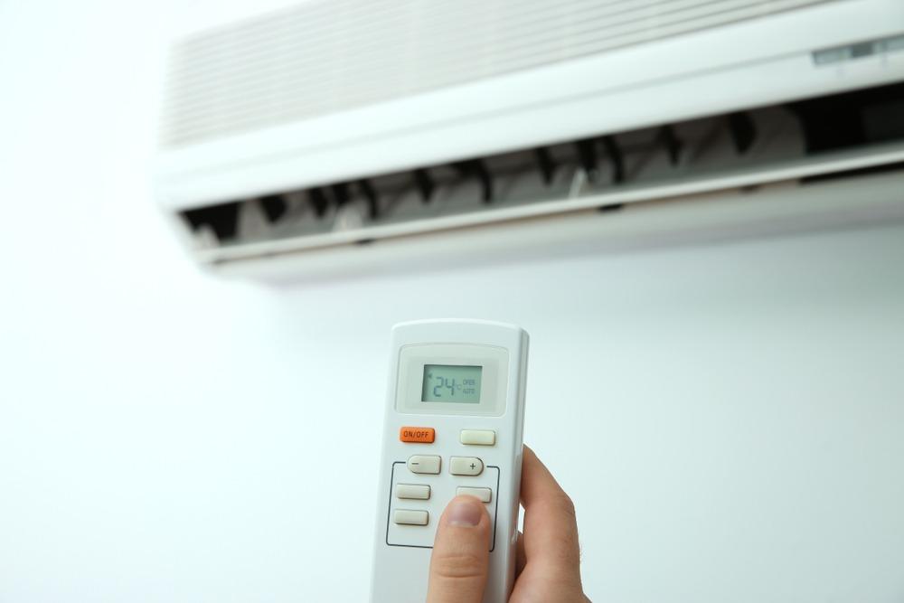 Cài đặt nhiệt độ càng thấp thì mức điện năng tiêu thụ sẽ càng tăng cao. Ảnh: Howardair.