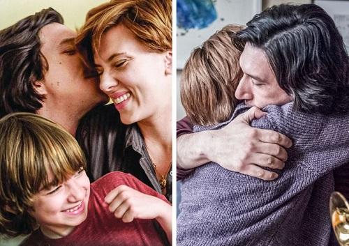 Khi bạn yêu thương bạn đời, các con cũng cảm thấy hạnh phúc, học được nhiều bài học giá trị. Ảnh: Netflix.