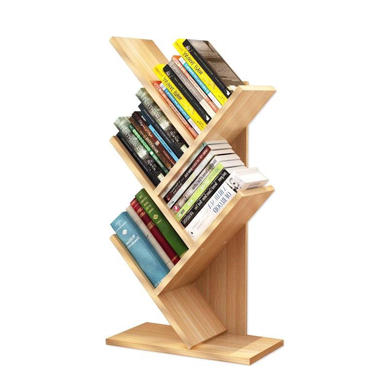 Giá sách đứng, kệ sách đa năng mẫu mới Tâm House K23 - Trắng 113.050đ (- 37 %)Chất liệu :     gỗKích thước :     Dài 31 x Rộng 17 x Cao 60 (cm)thiết kế với kiểu dáng hiện đại, trẻ trung, đem đến diện tích lưu trữ đồ đạc mà vẫn có thể tiết kiệm diện tích cho không gian sống của bạn thêm gọn gàngKích thước: Dài 31 x Rộng 17 x Cao 60 (cm)Màu sắc: TrắngKích thước hợp lý để có thể thích hợp cả với những không gian vừa và nhỏChất liệu: Gỗ tốt, có thể chống cong vênh và mối mọt để mang lại giá trị sử dụng lâu dàiMàu sắc kệ tự nhiên dễ dàng phối với những đồ nội thất trong nhàGiá sách thiết kế thông minh với nhiều ngăn để lưu trữ được nhiều hơnKiểu dáng gọn nhẹ, dễ dàng tháo lắp và di chuyển mà không làm tốn sức khi bạn muốn dọn nhàKệ sách có thể dễ dàng lắp theo bất kì hình dáng nào mà bạn muốn, phù hợp sử dụng cho phòng ngủ, phòng làm việc, bàn làm việc, phòng khách hay văn phòng. Vừa thuận tiện để đồ, vừa trang trí giúp căn phòng trở nên đẹp mắt hơn.