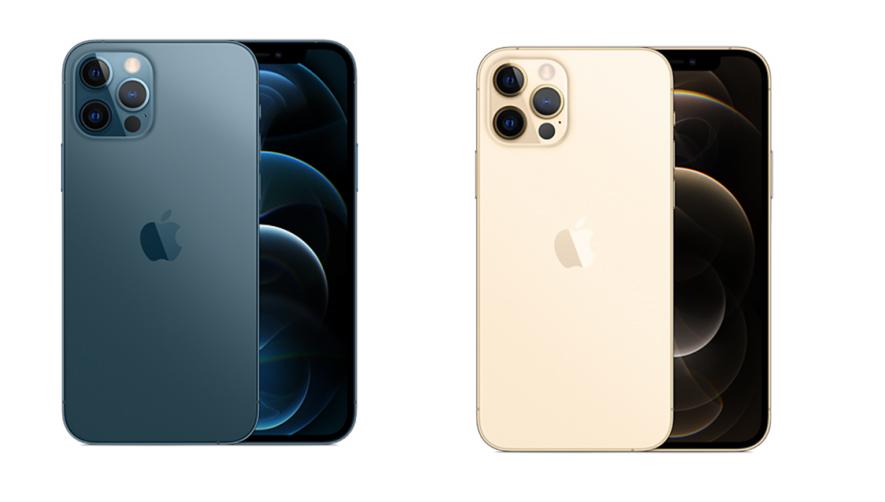 So với  Apple iPhone 12 64GB, Apple iPhone 12Pro 128GB có một số cải tiến như viền thép không gỉ  được làm thẳng, vuông vắn với những đường cắt kim cương sáng bóng, thấu kính 7 thành phần. Máy quét LIDAR ngoài giúp chụp hình đẹp hơn nhờ tăng tốc độ lấy nét trong điều kiện thiếu ánh sáng còn có thể đo khoảng thời gian ánh sáng phản xạ từ các vật thể để tạo ra bản đồ chiều sâu. Sản phẩm có các màu bạc, xám than chì, vàng, xanh đại dương. Thời gian bảo hành 12 tháng. Giá gốc 29,99 triệu đồng, hiện ưu đãi 11% còn 26.59 triệu đồng.