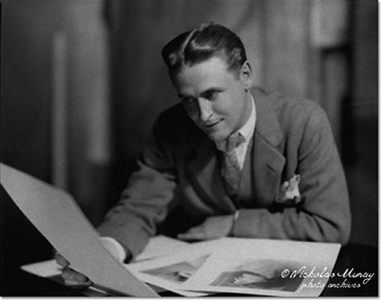 Nhà văn F. Scott Fitzgerald. Ảnh: britannica.com