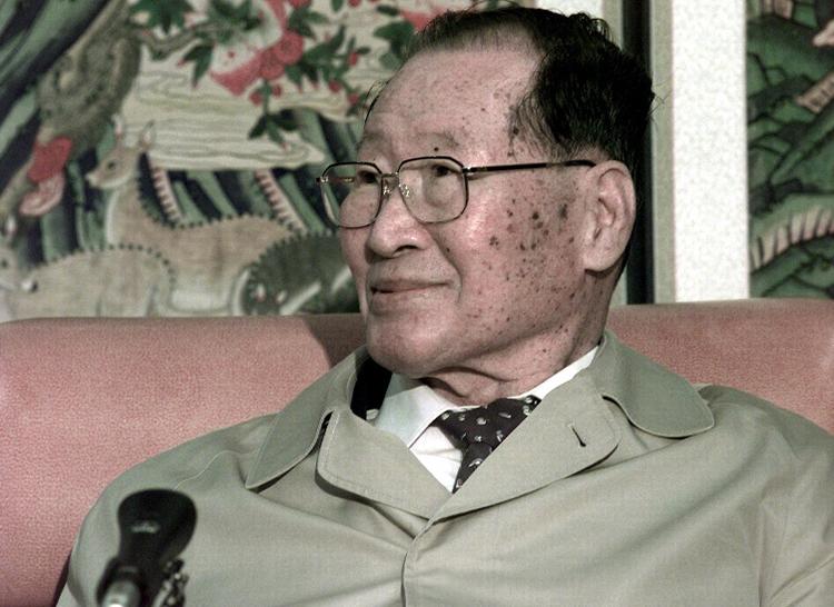 Chung Ju yung- người đã gây dựng nên đế chế Hyundai. Ảnh: koreatimes.