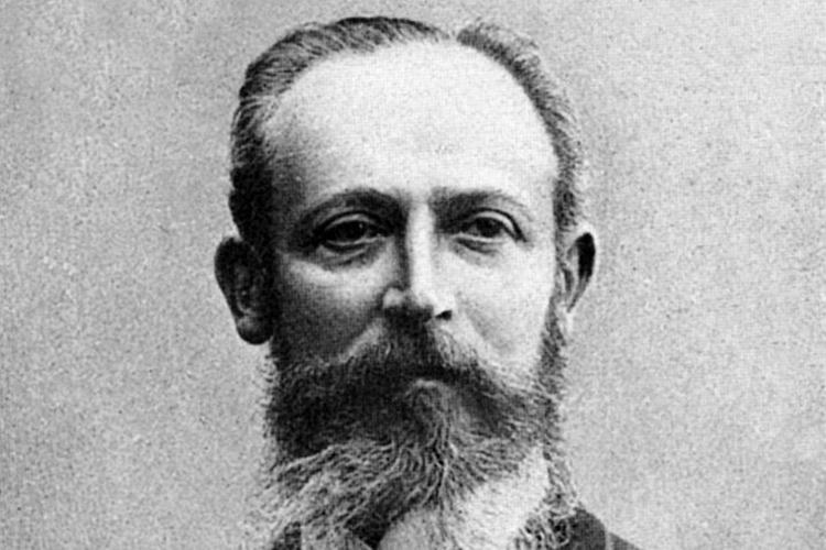 Nhà hóa học từng đạt giải Nobel Otto Wallach.