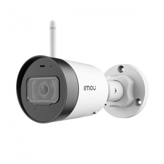 Camera I Imou thân trụ Bullet Lite IPC-F42P 4M giảm còn 1,2 triệu đồng (giá gốc 2,4 triệu đồng); có thiết kế hình cầu nhỏ gọn; bảo mật thông cao; phát hiện âm thanh, gửi cảnh báo tức thì;. Camera này dễ dàng kết nối Wi-Fi để truyền hình ảnh; b ảo vệ dữ liệu cá nhân...