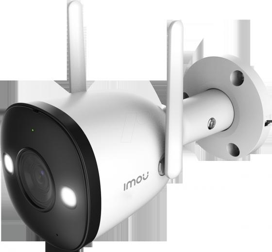 Camera IP Wi-Fi IMOU thân trụ Bullet 2 4M-Full Color ngoài trời chống nước IP67 - IPC-F42FEP giảm còn 1,16 triệu đồng (giá gốc 2,32 triệu đồng); phát hiện con người; hình ảnh 1080P Full HD; lưu trữ đám mây...
