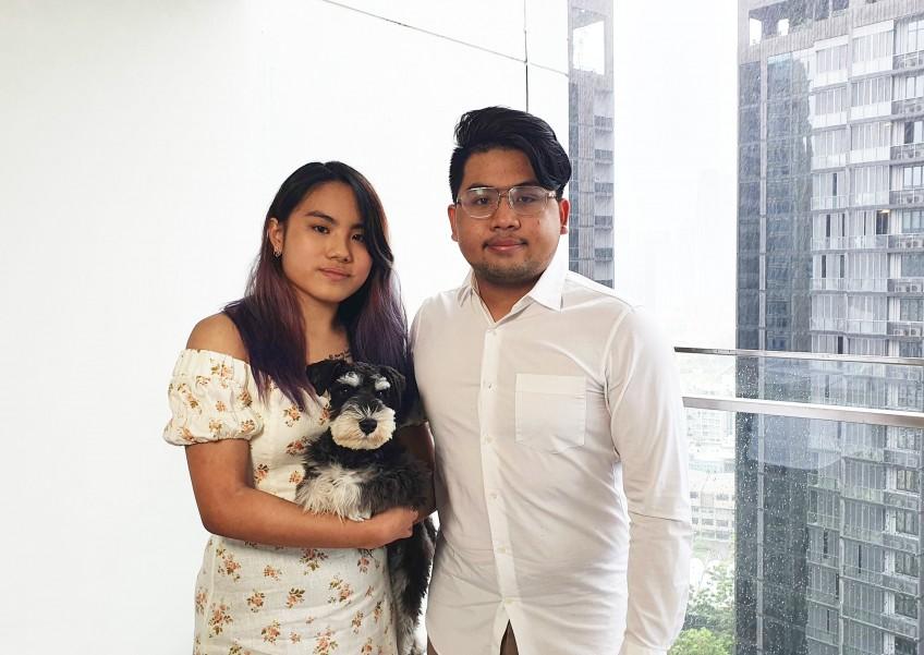Dalton và Joella có hàng triệu USD từ khi chưa tròn 20 tuổi. Ảnh: Asiaone.