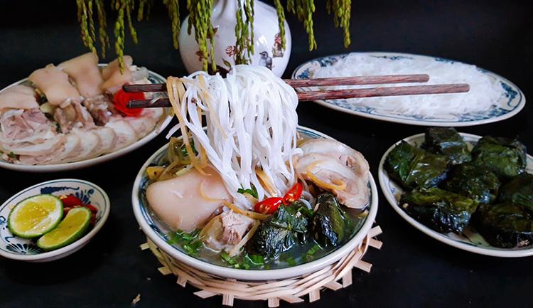 Những món ngon đặc trưng quê lúa Thái Bình - 1