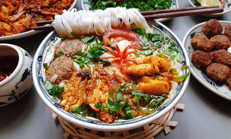 Những món ngon đặc trưng quê lúa Thái Bình