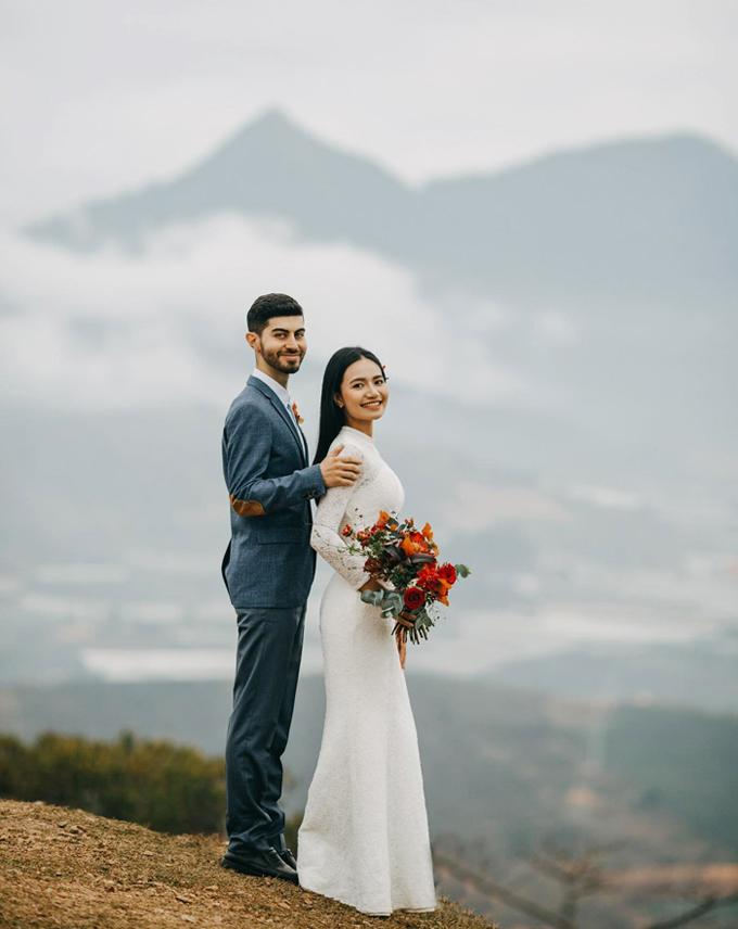 Evan và Thủy Tiên kết hôn cuối năm 2020 và dự định khi hết Covid-19 sẽ tổ chức đám cưới có sự chung vui của hai bên gia đình. Ảnh: Nhân vật cung cấp