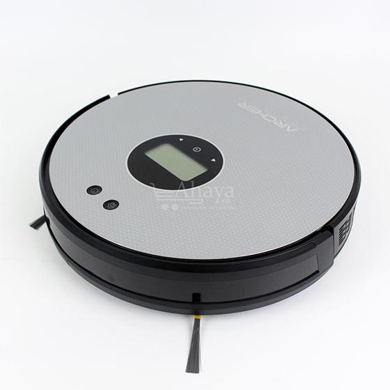 Robot hút bụi lau nhà Archer Ar88 công suất 28 W giúp hút sạch bụi, tóc, lông thú cưng đồng thời lau nhà với 4 chế độ tự động, ziczac, xoắn ốc, lau cạnh góc. Bộ lọc HEPA hút được bụi mịn PM2,5, tia UV giúp diệt khuẩn. Robot có đường kính 33 cm, chiều cao 7,4 cm, nặng 2,7 kg, tích hợp cảm biến chống rơi, cảm biến chống va đập để hoạt động an toàn, chức năng hẹn giờ bắt đầu và kết thúc phiên làm việc. Robot có thể tự động sạc pin, quay về Dock sạc khi gần hết pin, khi pin đầy sẽ tiếp tục công việc dở dang. Lượng pin đầy có thể hoạt động liên tục trong 120 phút. Sản phẩm có thể điều khiển từ xa bằng remote hoặc trên điện thoại thông minh với app Smart Life. Khi hoạt động robot tạo độ ồn chỉ 45db.