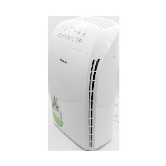 Máy lọc không khí 5 trong 1 Nagakawa NAG3501M có giá giảm sâu chỉ còn 2,699 triệu đồng (giá gốc đến 5,99 triệu đồng). Thiết kế màu trắng sang trọng và hiện đại. Bảng điều khiển cảm ứng dễ sử dụng, có đèn chuyển màu thông báo độ trong lành của không khí. Diện tích sử dụng lên tới 30 m2. Hệ thống màng lọc 3 trong 1, có thể phát hiện bụi mịn PM2.5 theo thời gian thực. Công nghệ kháng khuẩn bằng UV và màng lọc hỗ trợ diệt khuẩn, có thể hẹn giờ tắt từ 1h-8h.