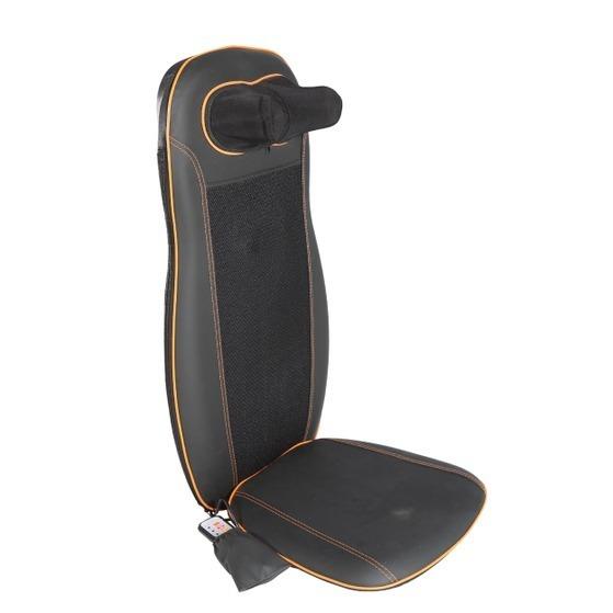 Đệm ghế massage Elip hỗ trợ xoa bóp giúp giảm đau cổ, nhức vai gáy, đau lưng, góp phần tăng cường lưu thông tuần hoàn máu... Thiết kế tinh tế gọn gàng, có thể đặt trên ghế xe hơi, sofa hoặc giường ngủ. Hai con lăn giúp day huyệt đạo, xoa bóp phần vai cổ. Các đầu massage tác dụng trực tiếp vào sống lưng giảm sự căng cơ toàn cơ thể. Sản phẩm có giá 2,39 triệu đồng, giảm 20% so với giá gốc.