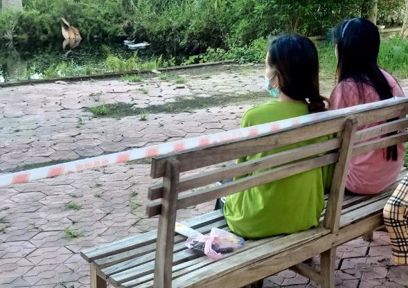 Nhóm của Luân hiện cáchly ở quê nhà Can Lộc, Hà Tĩnh. Ảnh: Luân Nguyễn