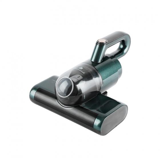 Máy hút bụi UV VCS-3924OL 1.322.000đ (- 30 %)Công suất: 300WThể tích cốc hút: 200mlKiểu dáng nhỏ gọn, giúp bạn linh động sử dụng máy để hút bụi salon, giường nệm... giúp cho mọi vị trí trong ngôi nhà bạn luôn được làm sạch.Máy có hộp chứa bụi kín và chống rò rỉ, nhưng cũng dễ dàng tháo lắp để vệ sinhBộ lọc HEPA giúp lọc sạch các hạt bụi mịn, bọ rệp và tế bào da chết, trả lại không khí đã được lọc sạch. Không gian sống của bạn sẽ luôn sạch sẽ, trong lành, giúp nâng cao chất lượng cuộc sống cho gia đình.Ngoài ra, bộ lọc Hepa có thể tháo ra để vệ sinh một cách dễ dàng.Công suất động cơ lên đến 300W đem lại hiệu quả hút bụi nhanh và mạnh mẽMáy vận hành êm ái nhờ kỹ thuật giảm âm, giúp hạn chế tối đa tiếng ồn.Cảm biến áp lực bảo vệ và tự động tắt đèn UV trong trường hợp nhấc máy lên cao giúp người sử dụng tránh tiếp xúc trực tiếp với tia UVC có hại cho cơ thể.