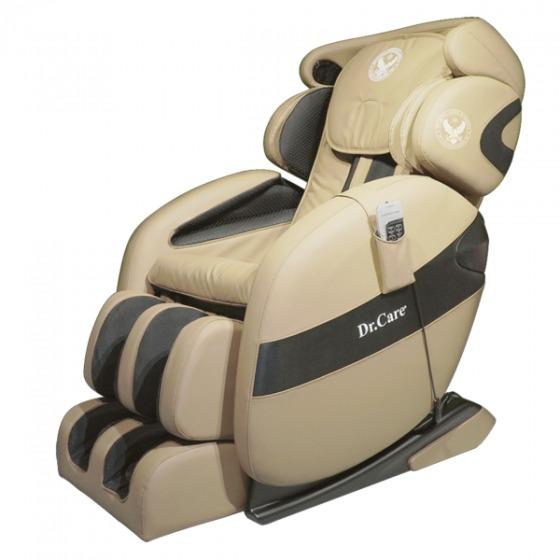 Phiên bản màu be của ghế massage Dr.Care Xreal MC912 cũng có cùng mức giá 42 triệu đồng.