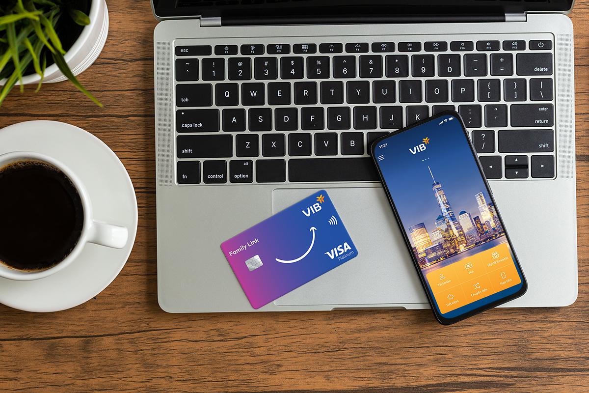 Thẻ tín dụng- giải pháp quản lý chi tiêu cho gia đình hiện đại.